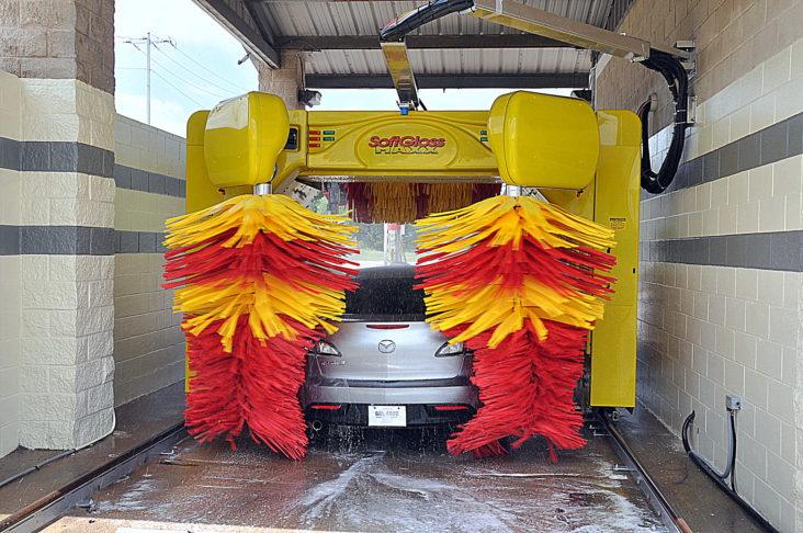 Heritage Car Wash: Total Car Wash Solutions