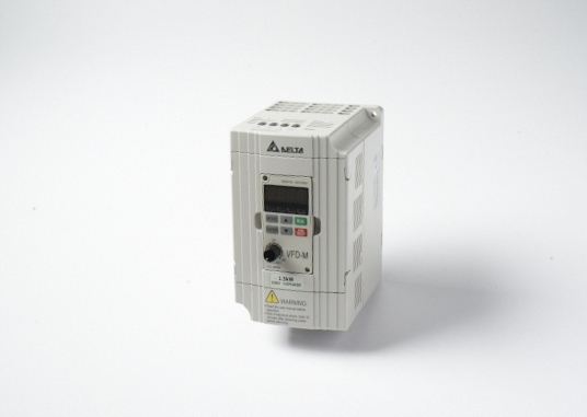 Delta Variable Frequency Drive (VFD) 240V, 1 HP